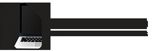 LaptopSzervizeles Logo